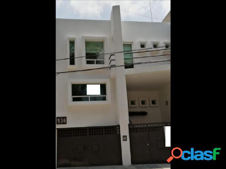 Se renta Casa en Condominio, Av. Bellavista 70, Jardines de Bellavista