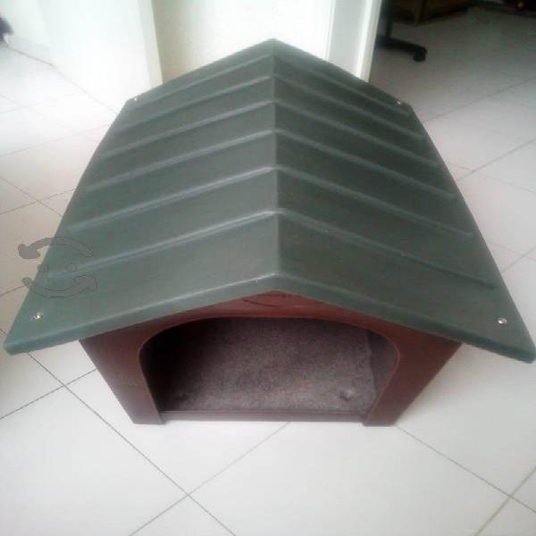 Casa perro nueva