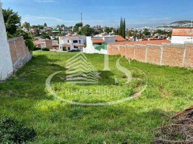 Juriquilla venta terreno villas del meson 450m2