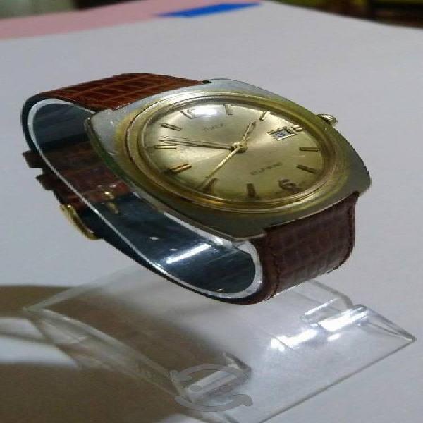 Reloj timex antiguo clásico