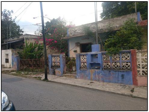 Terreno con casa en valladolid a 4 cuadras del centro a