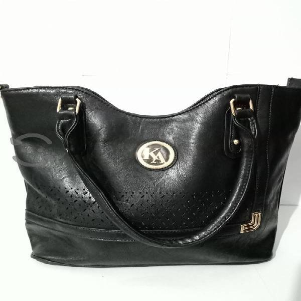 Gratis cartera, bolso negro grande mujer