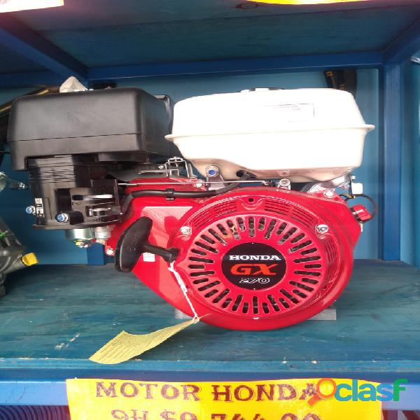 Motor honda de 9 hp