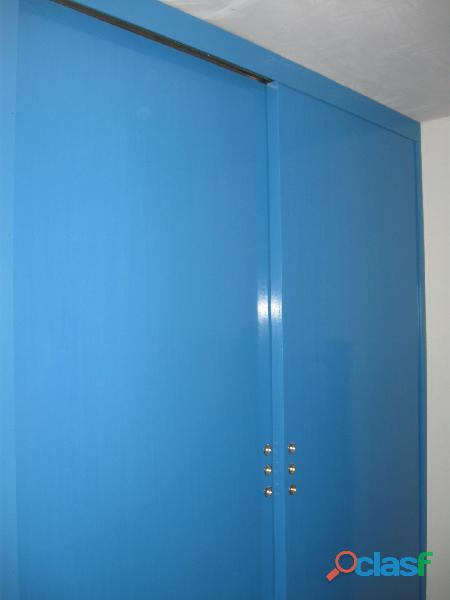 Closets d' madera sjr .