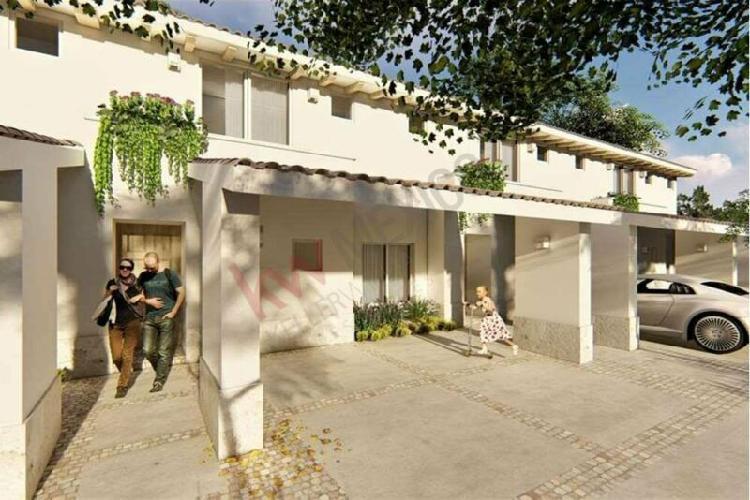 Casa nueva en venta en tabachines residencial a 3 mins de la