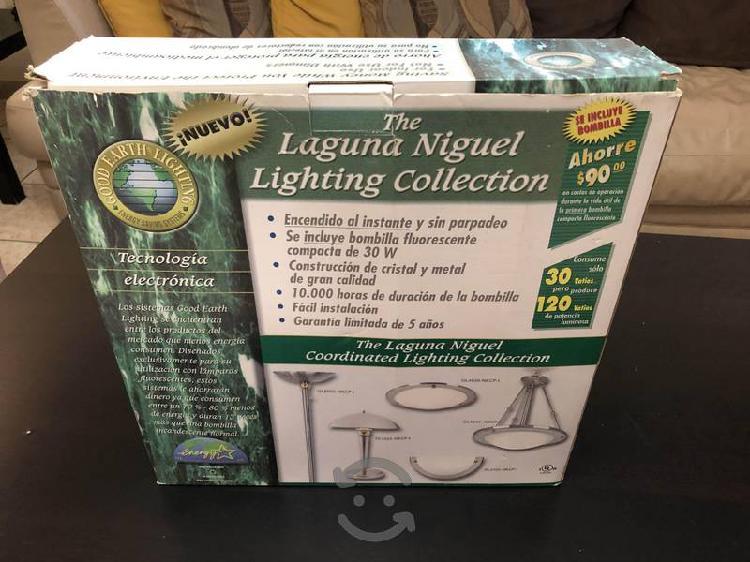 Lámparas con luces