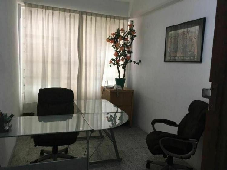 Se renta oficina amueblada en roma norte