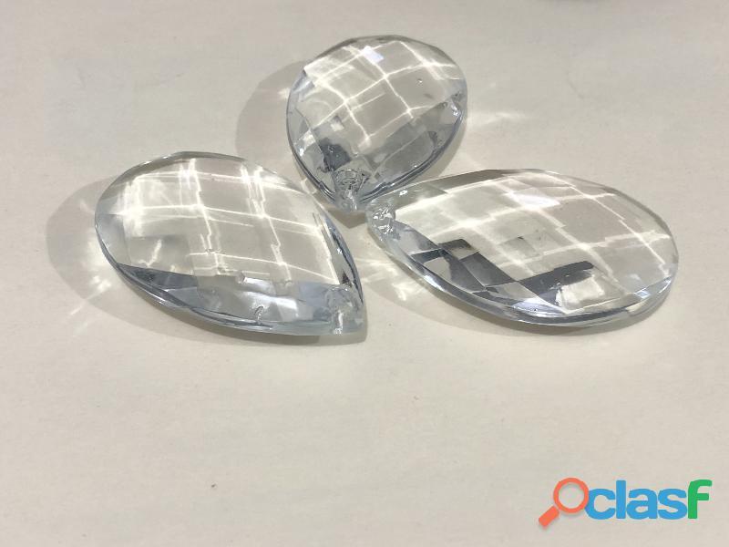 Almendra de cristal para candil