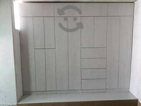 Cocinas y closets y muebles sobre diseño