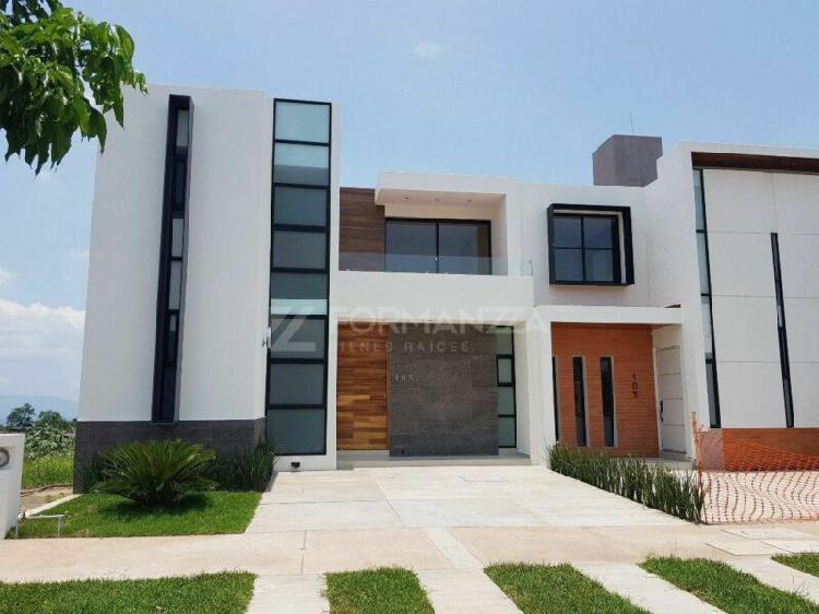 Casa nueva en venta en residencial valle verde, colima