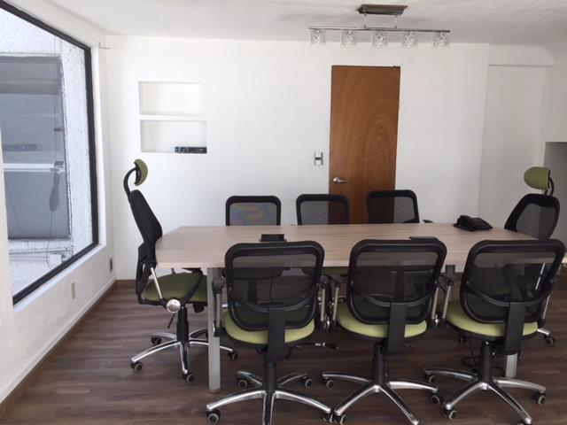 Oficinas en renta en corporativo en roma sur
