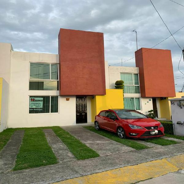 Renta casa priv miguel hidalgo zinacantepec ica