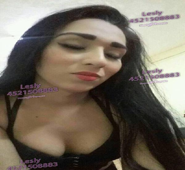 Transexual delgadita guapa