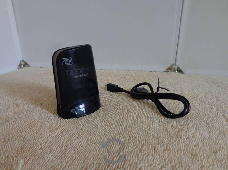 Adaptador wifi trendnet tew-684ub