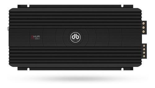 Amplificador db drive a7m 2000.1 monoblock clase d series