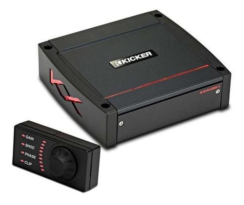 Amplificador kicker kxa400.1 clase d monoblock 400w rms new