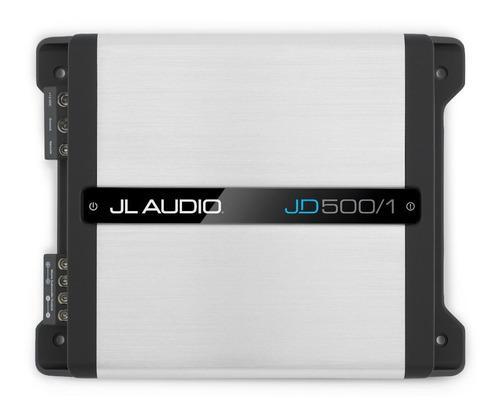 Amplificador mono block jd500/1 jl audio clase d 500 watts