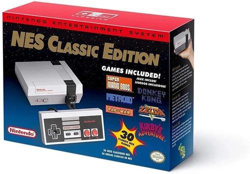 Consola nintendo nes mini classic edition original