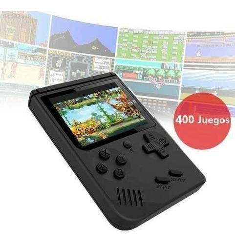 Consola nintendo nes portatil 400 juegos integrados