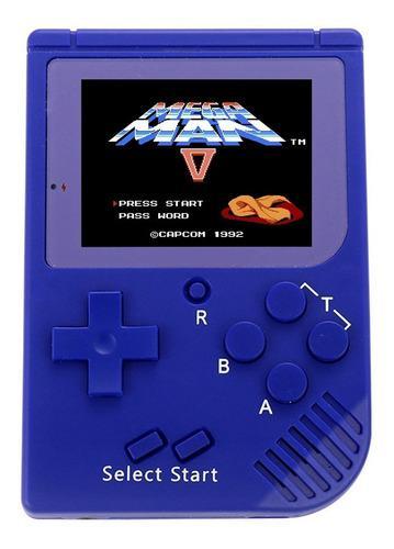 Consola portatil video juego retro 190 juegos nes nintendo