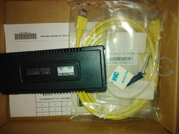 Inyector de corriente cisco