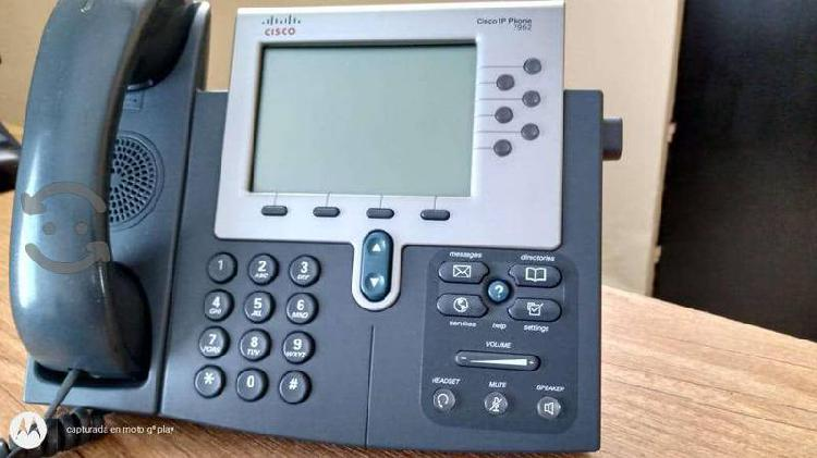 Ip phone cisco 7962g