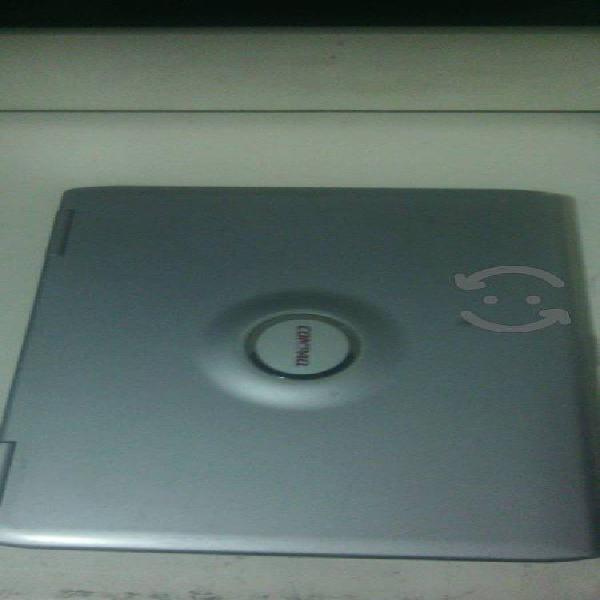 Laptop compaq presario 2100 para reparar o partes