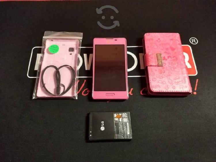 Lg optimus l5x e450f rosa