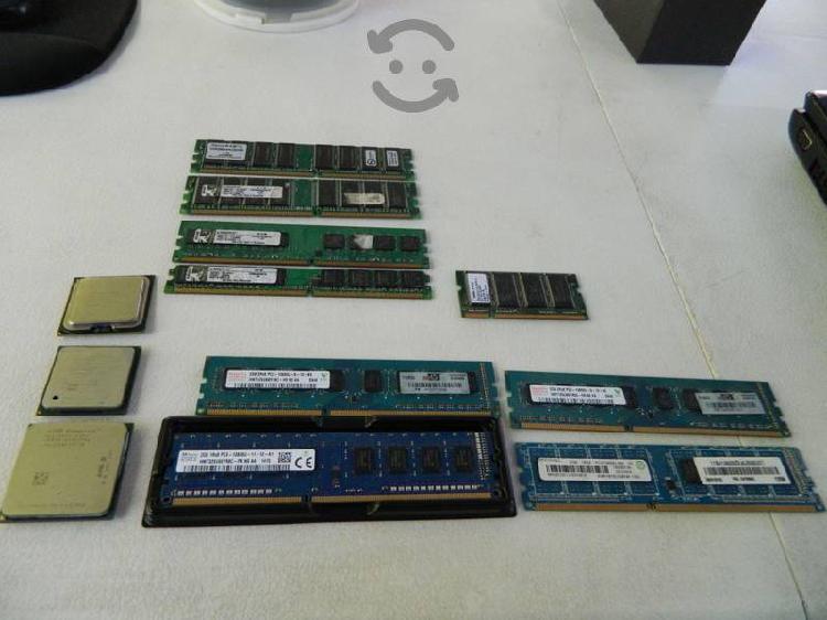 Memorias y procesadores v / c