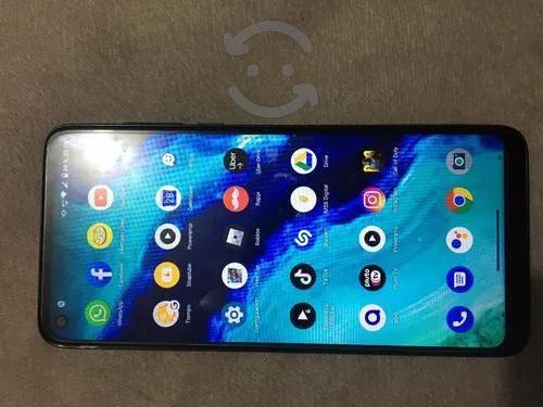 Motorola g8 liberado con caja y accesorios