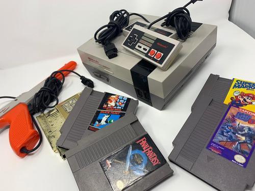 Nintendo nes completo