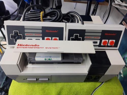 Nintendo nes consola y juegos