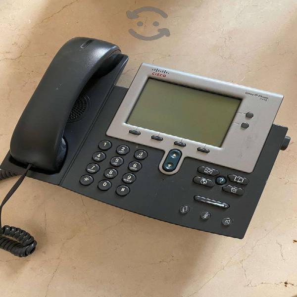 Telefono voip cisco 7942 (poe)