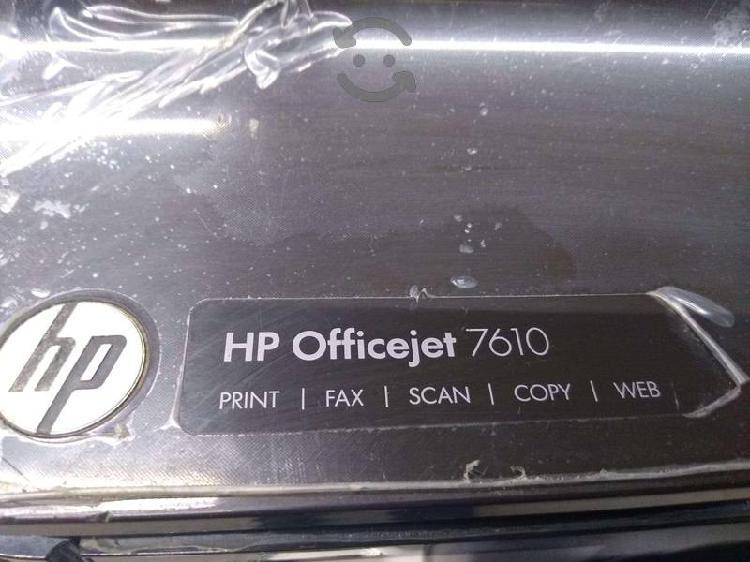 Hp officejet 7610 partes