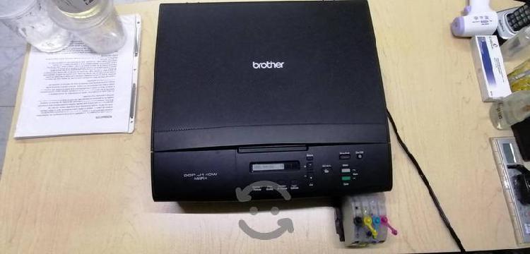Impresora multinacional brother dcp j 140 w