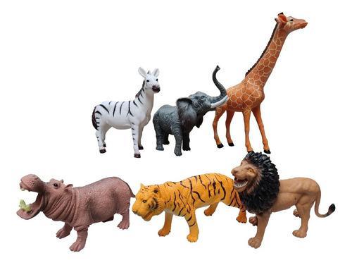 Animales de selva juguetes figuras de selva
