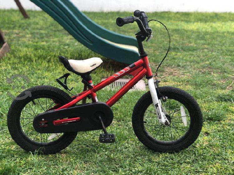 Bicicleta babyroyal