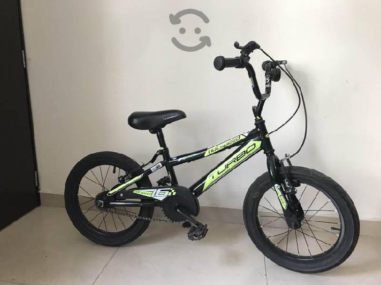 Bicicleta y scooter!
