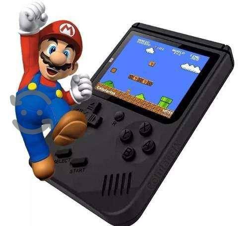 Consolas game box tipo sup 400 juegos