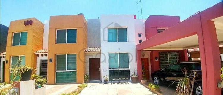 Casa en renta privada en bonanza culiacan