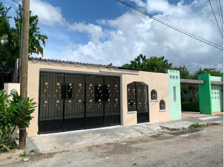 Casa en venta juna pablo ll merida yucatan