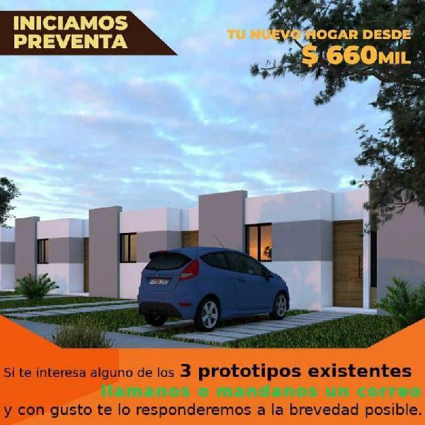 Casa en venta en culiacán... de 2 y 3 recámaras… precios
