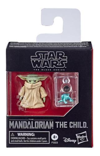 Child Mandalorian Baby Yoda Black Series Star Wars Hasbro