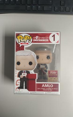 Funko Pop Amlo Presidente Personalizado