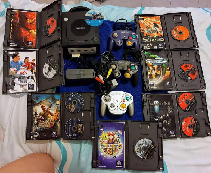 Game cube.