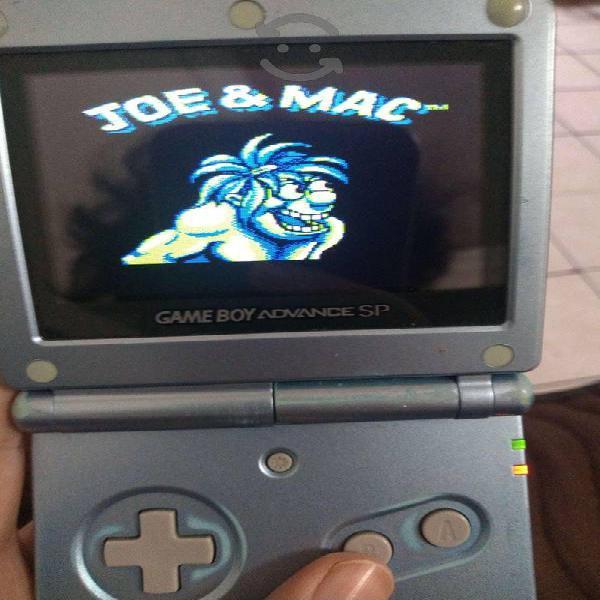 Juegos para gameboy (joe y mac)
