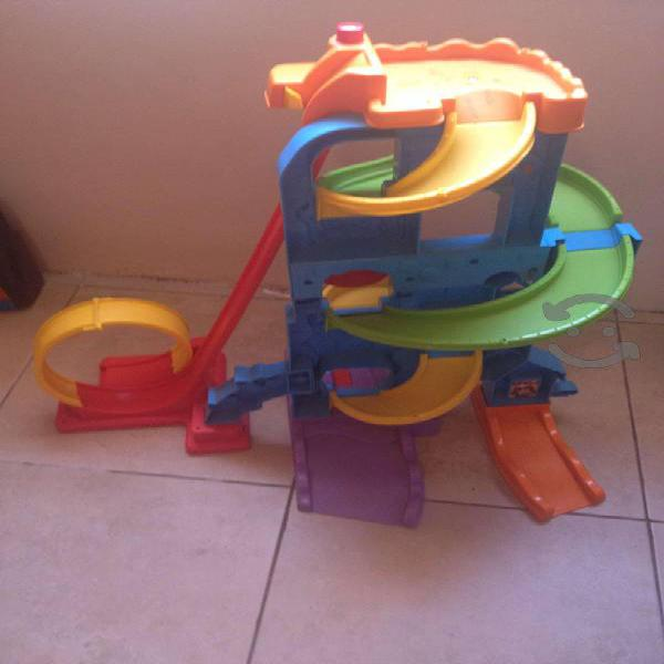 Juguete fisher price torre para carros