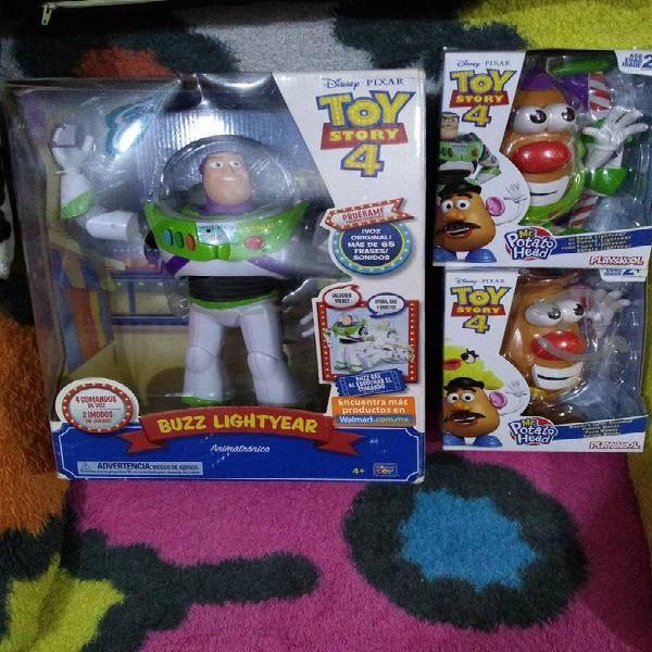 Lote de juguetes nuevos y originales!!!