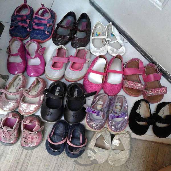 Lote zapatos americanos numeros 9/11/12