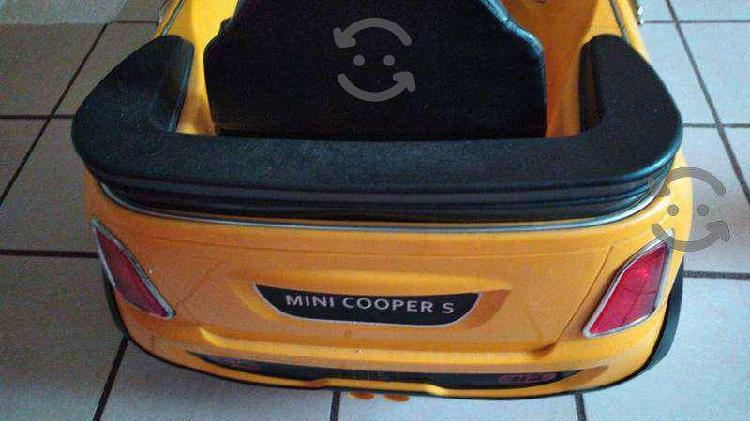 Mini cooper eléctrico